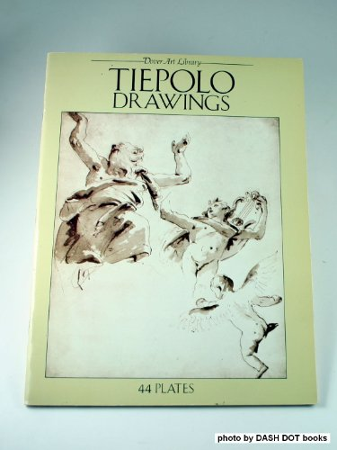 9780486253664: Tiepolo Drawings: 44 Plates (Dover Art Library)