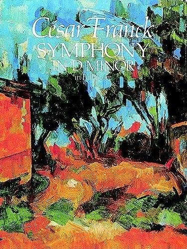 9780486253732: Symphony in D Minor in Full Score (Dover Music Scores)