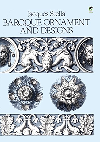 9780486253787: Baroque Ornament and Designs (Dover Pictorial Archive)