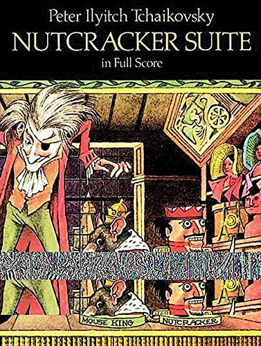 9780486253794: Nutcracker Suite in Full Score (Dover Music Scores)
