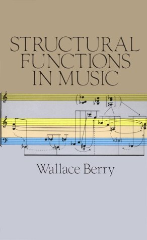 9780486253848: Structural Functions in Music