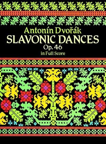 9780486253947: Slavonic Dances, Op. 46 in Full Score