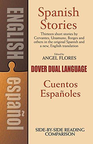 9780486253992: Spanish Stories: A Dual-Language Book: Cuentos Espanoles (Dover Dual Language Spanish)