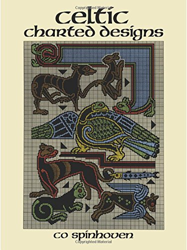 9780486254111: Celtic Charted Designs (Dover Embroidery, Needlepoint)