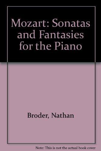 9780486254173: Mozart: Sonatas and Fantasies for the Piano
