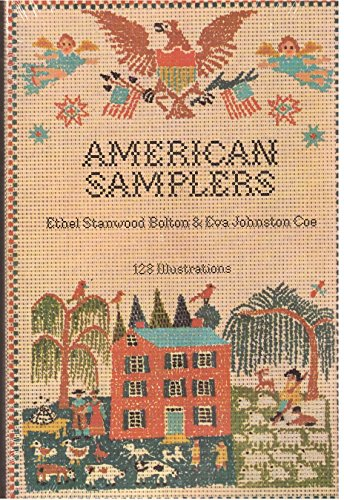 9780486254180: American Samplers (Dover Books on Needlepoint Embroidery)