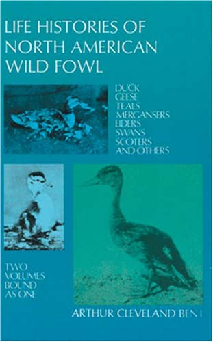 9780486254227: Life Histories of North American Wild Fowl