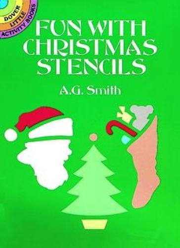 9780486254494: Fun with Christmas Stencils (Dover Stencils)