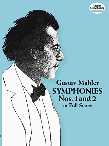 9780486254739: Gustav Mahler: Symphonies Nos. 1 and 2 in Full Score