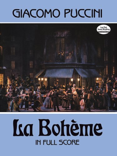 9780486254777: LA Boheme in Full Score