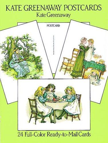 9780486254876: Kate Greenaway Postcards