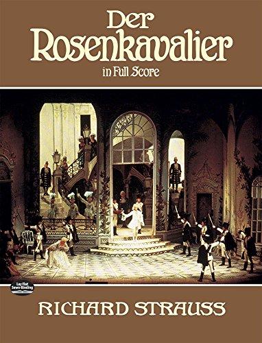9780486254982: Der Rosenkavalier in Full Score (Dover Music Scores) (German Edition)