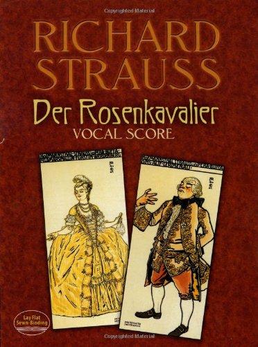 9780486255019: Der Rosenkavalier: Vocal Score