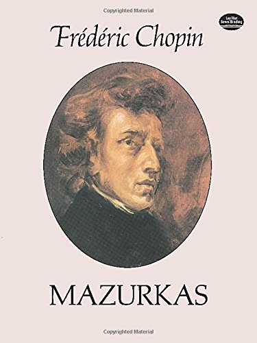 9780486255484: Mazurkas