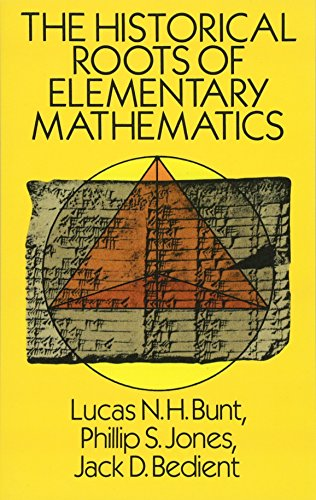 9780486255637: The Historical Roots of Elementary Mathematics (Dover Books on Mathematics)
