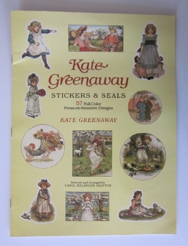 9780486255798: Kate Greenaway Stickers and Seals