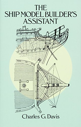 9780486255842: Ship Model Builder's Assistant (Dover Woodworking)