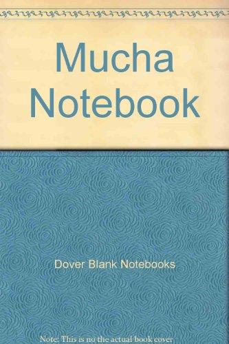 9780486255996: Mucha Notebook