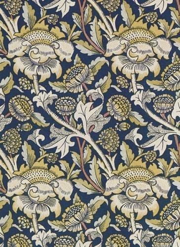 9780486256009: William Morris Notebook (Decorative Notebooks)