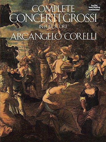 9780486256061: Complete Concerti Grossi in Full Score (Dover Music Scores)