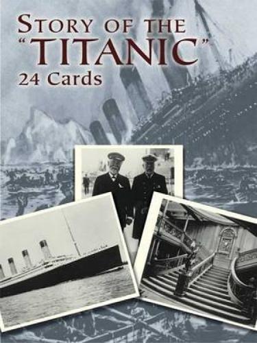9780486256115: Braynard's Story: Titanic Postcards (Dover Postcards)