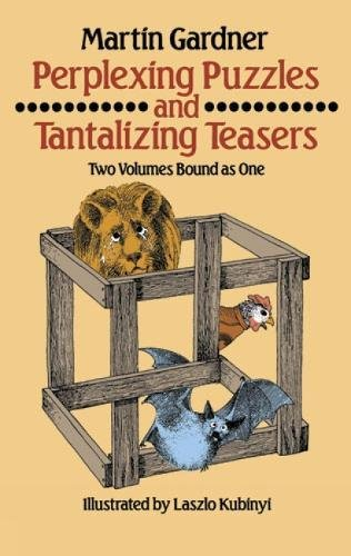 9780486256375: Perplexing Puzzles and Tantalizing Teasers (Dover Children's Activity Books)