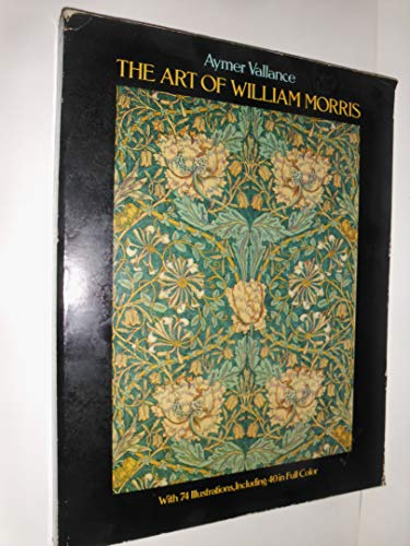 9780486256474: The Art of William Morris (Fine Art Series)
