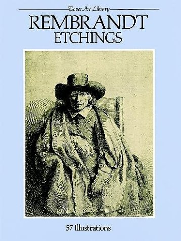 9780486256771: Rembrandt Etchings: 57 Illustrations
