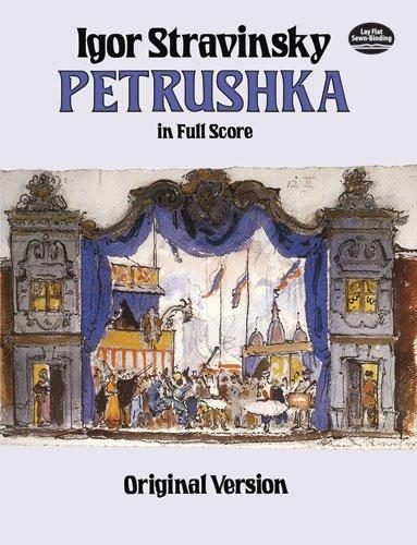 9780486256801: Petrushka in Full Score