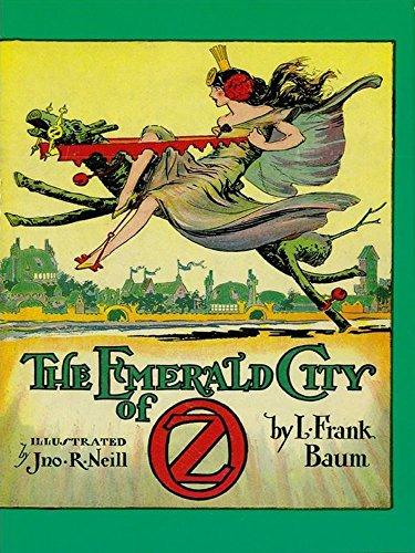 9780486256818: The Emerald City of Oz (Dover Children's Classics)