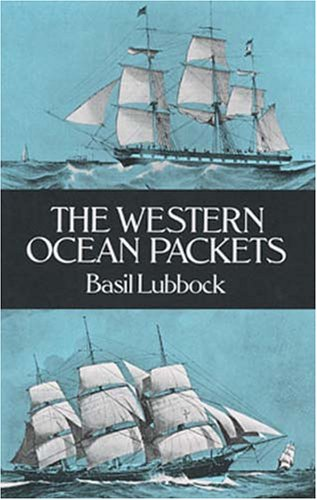 9780486256849: The Western Ocean Packets