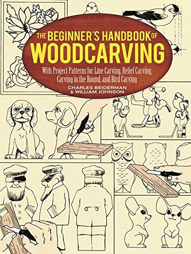 9780486256870: The Beginner's Handbook of Woodcarvings (Dover Woodworking)