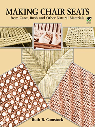 9780486256931: Making Chair Seats from Cane, Rush and Other Natural Materials
