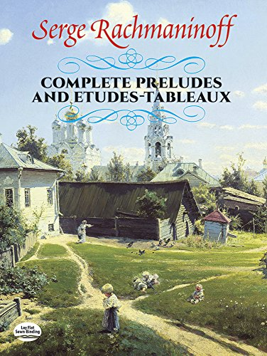 9780486256962: Complete Preludes and Etudes-Tableaux (Dover Music for Piano)