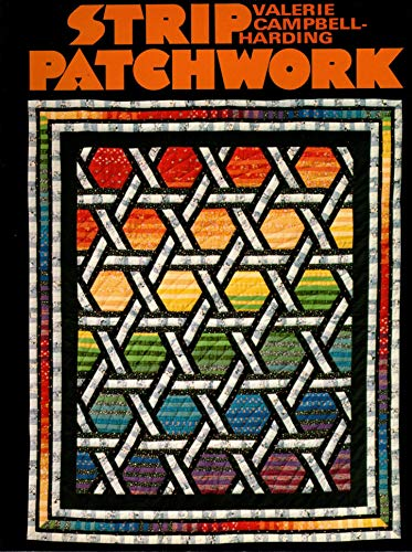 9780486257297: Strip Patchwork