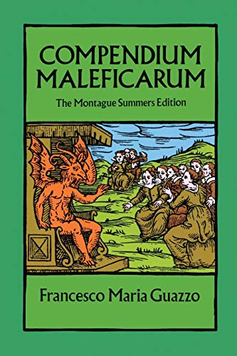 9780486257389: Compendium Maleficarum: The Montague Summers Edition (Dover Occult)