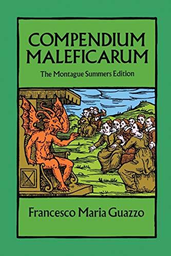 9780486257389: Compendium Maleficarum: The Montague Summers Edition (Dover Occult)