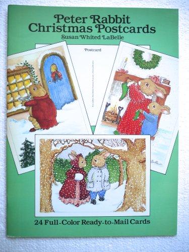 9780486257419: Peter Rabbit Christmas Postcards
