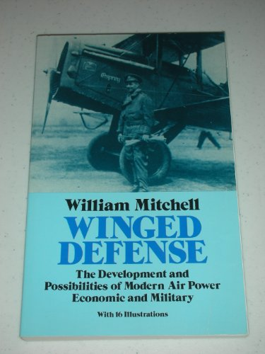 9780486257716: Winged Defence: Development and Possibilities of Modern Air Power