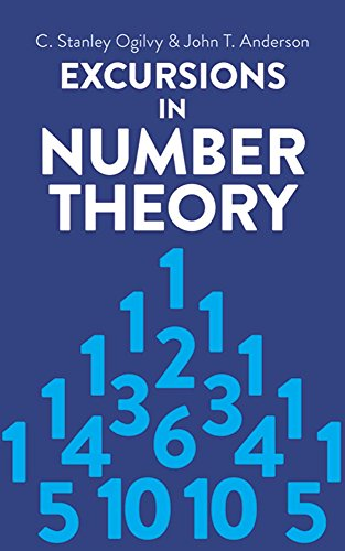 9780486257785: Excursions in Number Theory