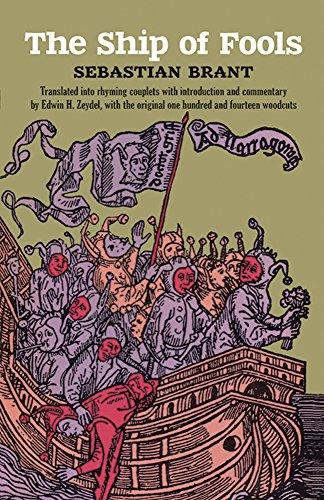 The Ship of Fools: Brant, Sebastian