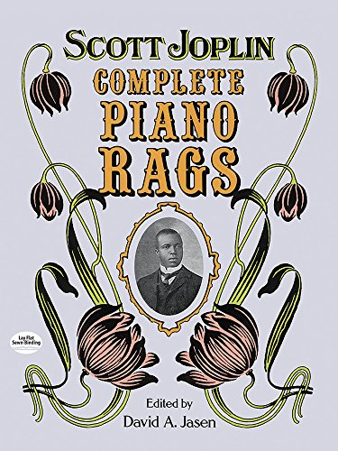 9780486258072: Complete Piano Rags