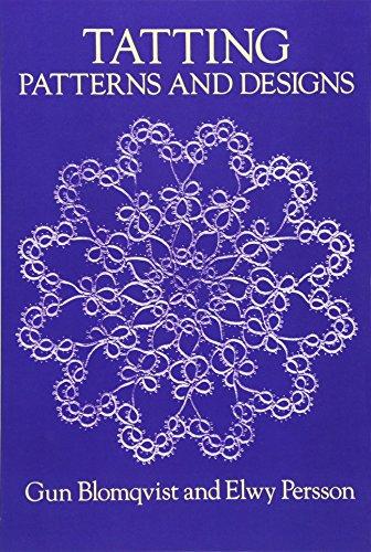 9780486258133: Tatting: Patterns and Designs (Dover Knitting, Crochet, Tatting, Lace)