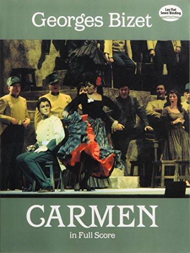 9780486258201: Carmen: In Full Score