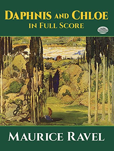 9780486258263: Daphnis and Chloe in Full Score (Dover Music Scores)