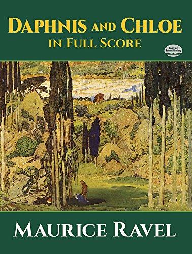 9780486258263: Daphnis and Chloe in Full Score (Dover Music Scores)