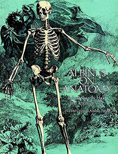 9780486258362: Albinus on Anatomy (Dover Anatomy for Artists)