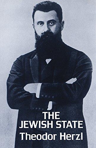 9780486258492: The Jewish State
