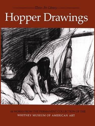 9780486258546: Hopper Drawings (Dover Fine Art, History of Art)