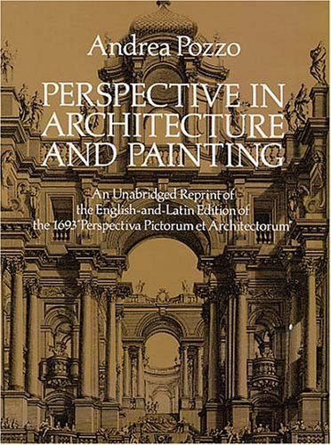 9780486258553: Perspective in Architecture and Painting: An Unabridged Reprint of the English-and-Latin Edition of the 1693
